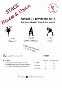 Stage Fitness & Danse