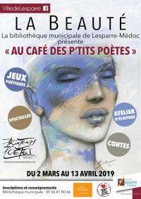 Printemps des Poètes 2019 : Au Café des P'tits Poètes