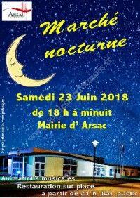 Marché Nocturne de la Saint-Jean