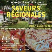 SOIREE NICOISE - Saveurs régionales - Trio LNP