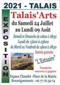 Exposition Talais'Arts