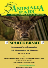 Soirée Brame