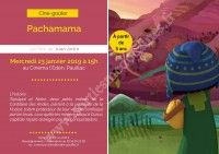 Ciné-goûter Pachamama