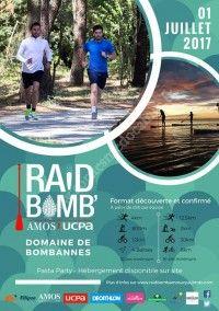 Raid Bomb'Amos UCPA 2017