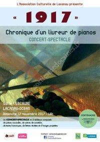 1917 : Chronique d'un Livreur de Pianos