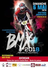 Championnat Régional BMX 2018