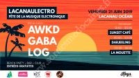 Lacanaulectro - Fête de la Musique Electronique