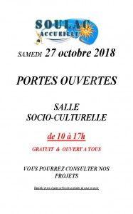 Portes Ouvertes Soulac Accueille 2018