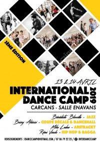 International Dance Camp 2019