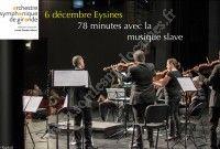 78 minutes avec la musique slave