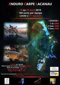 Enduro carpe de lacanau 2019