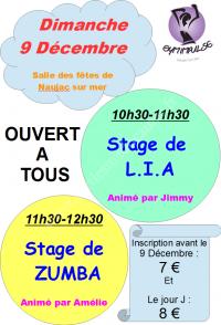 Stage L.I.A & Zumba