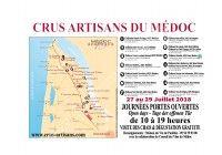 Journées Portes Ouvertes Crus Artisans du Médoc 2017