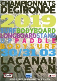Championnats Gironde Open 2019