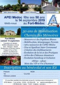 APEI Médoc fête ses 50 ans