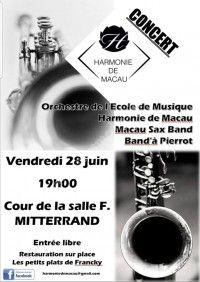 Concert Harmonie de Macau