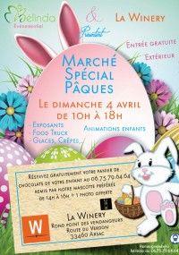Marché spécial de Pâques