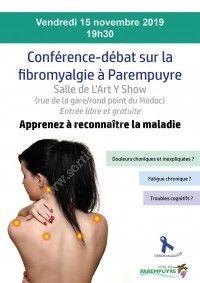 Conférence - Débat sur la Fibromyalgie