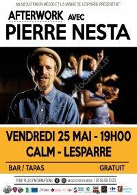 Afterwork avec Pierre Nesta