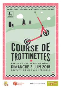 Course de Trottinettes