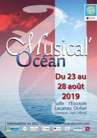 Festival Musical'Océan 2019
