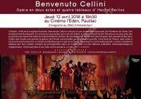 Opéra Benvenuto Cellini