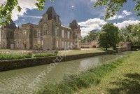 Balade pédestre : Les riches heures des châteaux de Cantenac ou l'histoire de l'habitat aristocratique médocain