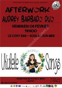 afterwork - concert audrey Barbado