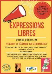 Expressions Libres