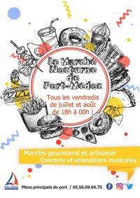 Marchés Nocturnes de Port-Médoc 2019