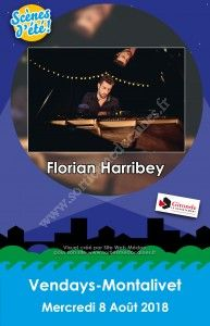 Concert de Florian Harribey