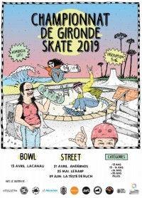 Championnat de Gironde de Skate 2019