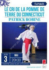 Patrick Robine - Le cri de la Pomme de terre