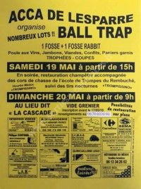 Ball Trap & Vide-Grenier