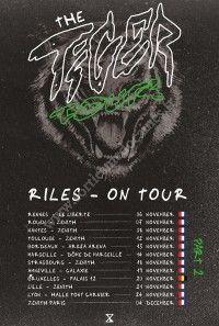 Rilès en Concert - The Tiger Tour / Arkéa Arena