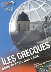 Ciné-Conférence : Iles Grecques dans le bleu des yeux