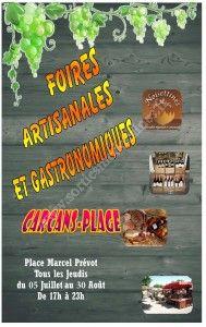 Foire Artisanale & Gastronomique