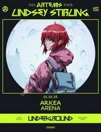 Lindsey Stirling en concert / Arkéa Arena
