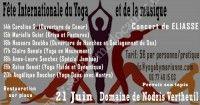 Fête internationale du yoga et de la musique