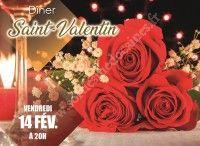 Saint - Valentin au casino de Lacanau