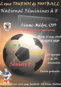 Foot à 8 - 2ème Tournoi de Football Féminin