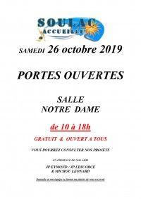 Portes Ouvertes Soulac Accueille 2019