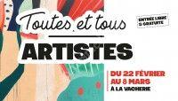 Exposition : Toutes et tous artistes