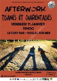 Afterwork - Concert Tisanes et Charentaises