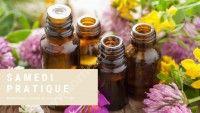 Samedi pratique : Atelier d'aromathérapie