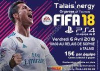 TOURNOI FIFA 18