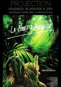 Projection : La Forêt d'Emeraude