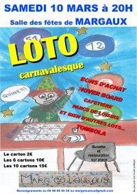 LOTO Carnavalesque des Marg'O Loulous