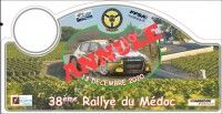 Rallye du Médoc 2020