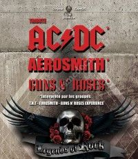 Legends of Rock - Tribute Concert / Arkéa Arena